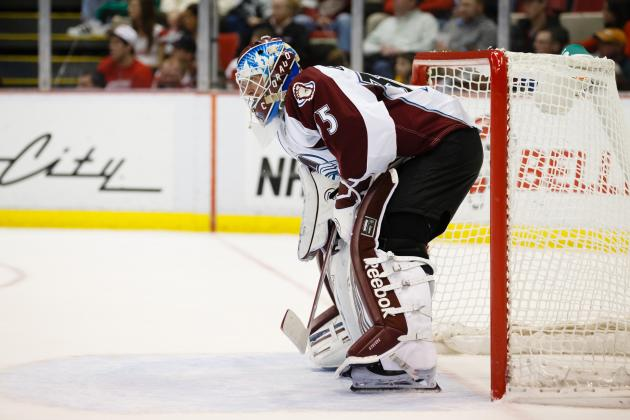Get to Know Your Colorado Avalanche: JS Giguere