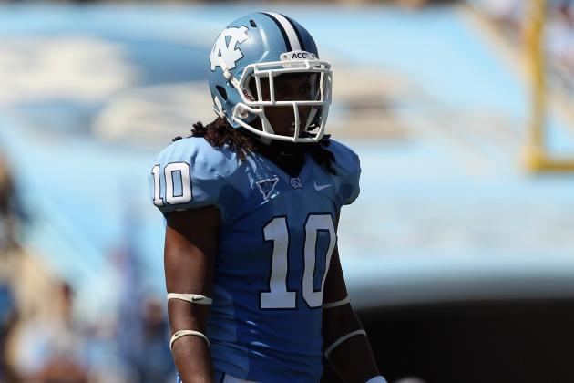 UNC Safety Tre Boston Vows Secondary Will Be Better