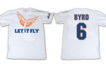 OF Marlon Byrd Gets Traded on His Own T-Shirt Night