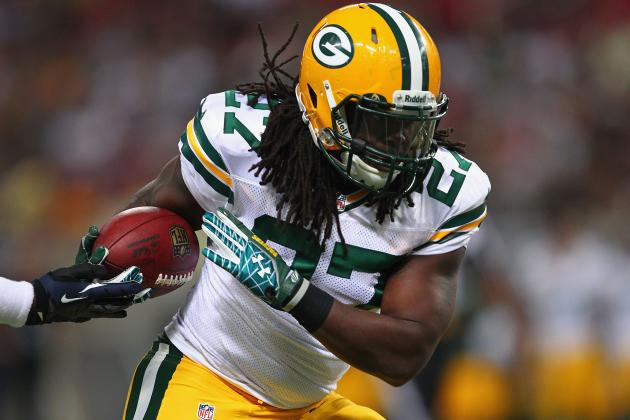 Eddie Lacy's Fantasy Value Will Increase in the Wake of DuJuan Harris Injury