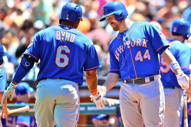 Pittsburgh Pirates Acquire Marlon Byrd, John Buck in Trade with NY Mets