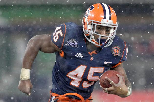 Jerome Smith Believes Syracuse Football Is Not About to Skip a Beat