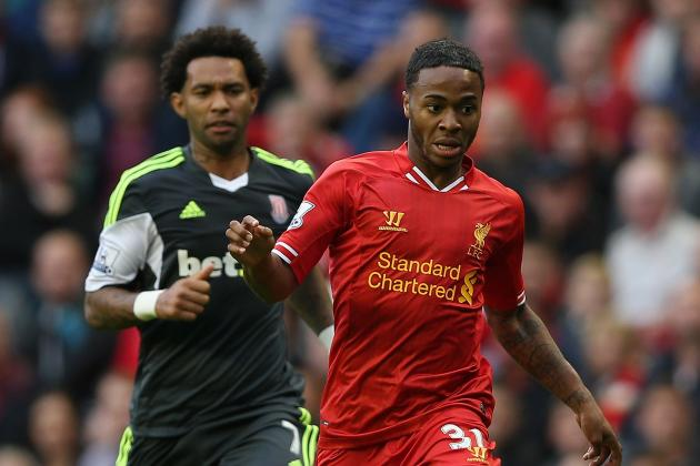 Raheem Sterling Scores Fine Solo Goal for Liverpool vs. Notts County