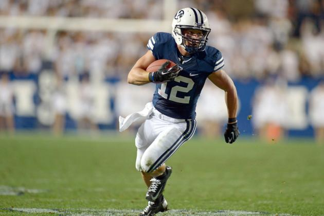 College Football: BYU Cougars Select Team Captains