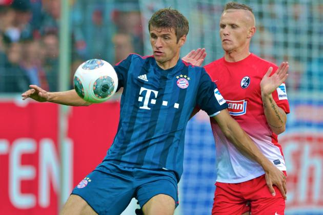 Freiburg vs. Bayern Munich: Live Score, Highlights, Recap