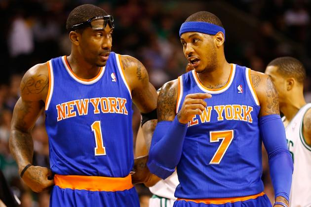 Spotlighting and Breaking Down NY Knicks' Power Forward Position