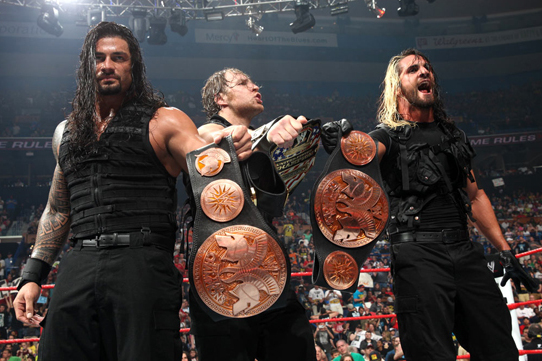 The Shield Assumes Ideal Role Within Triple H's New Corporation