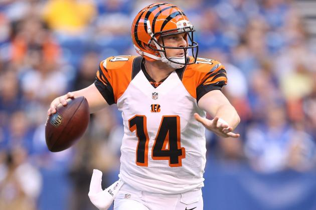 Colts vs. Bengals: TV Info, Spread, Injury Updates, Game Time and More
