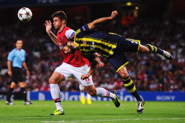Arsenal vs. Fenerbahce: Champions League Live Score, Highlights, Recap