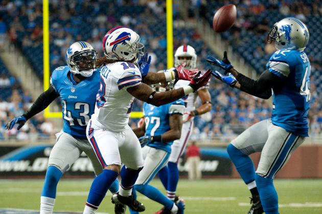 Lions vs. Bills: TV Info, Spread, Injury Updates, Game Time and More