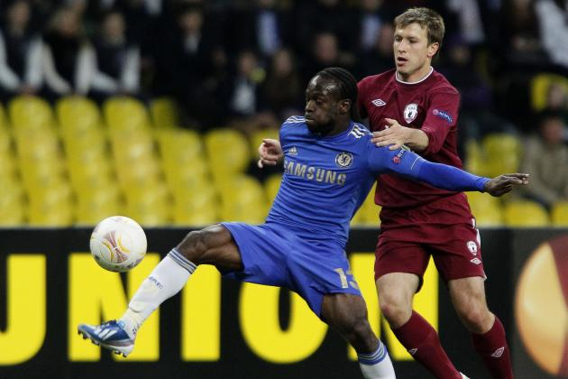 Liverpool Transfer Rumours: Reds Would Be Silly to Acquire Victor Moses on Loan
