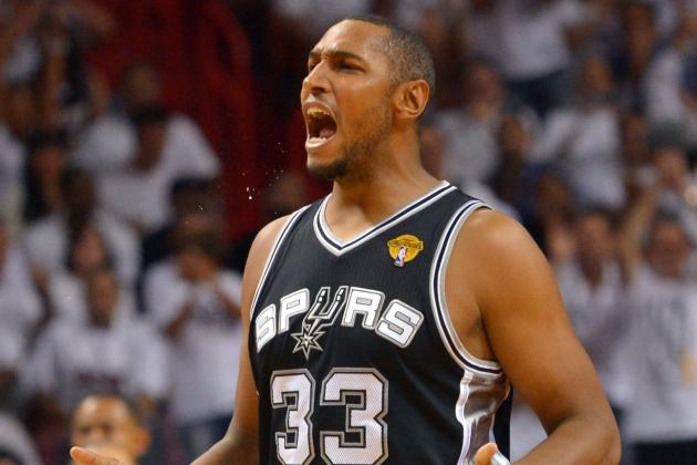 Boris Diaw Says He Still Thinks About Finals Loss to Heat