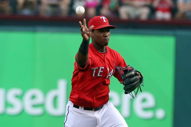 Washington: Rangers OK with Profar's Growth