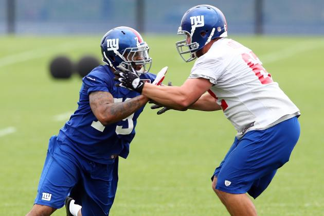 Debate: Which New Giant Are You Most Excited for This Season?
