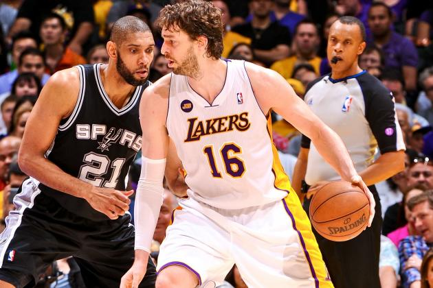 Breaking Down Why Pau Gasol Belongs in the Post for LA Lakers to Succeed