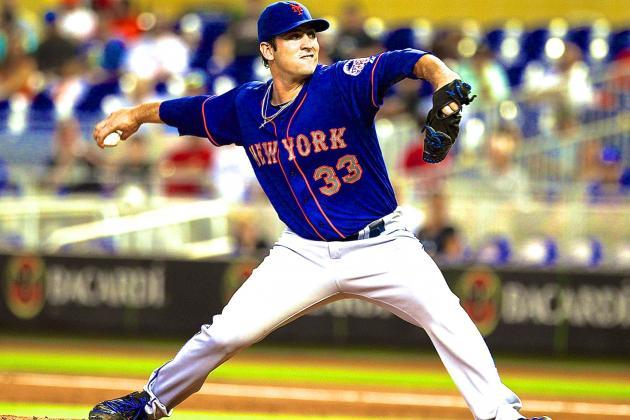 Why Matt Harvey Won't Be Baseball's Next Mark Prior-Like Sob Story