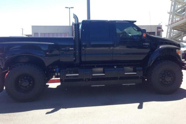 49ers Defensive Tackle Ray McDonald's New Toy Is a Massive Truck
