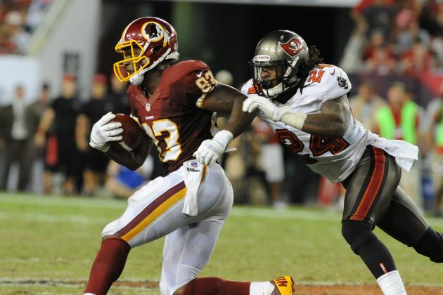 Redskins vs. Buccaneers: TV Info, Spread, Injury Updates, Game Time and More