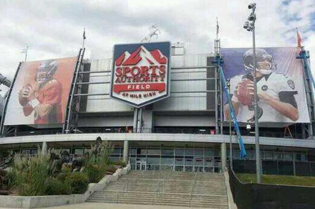 Broncos Fans Furious About Flacco Posters in Denver