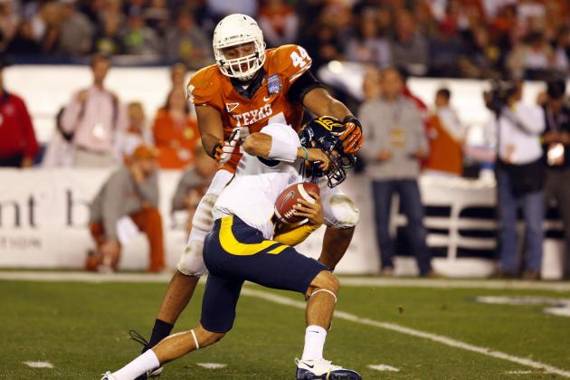 Texas Football: Predicting Who Will Lead the Longhorns in Sacks in 2013