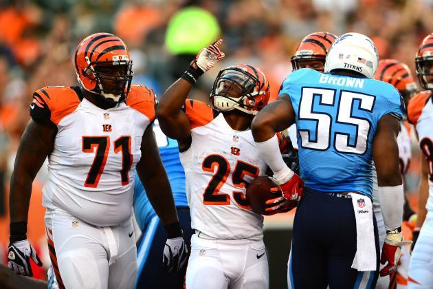Who Has the Edge in Cincinnati Bengals' Running Back Battle?