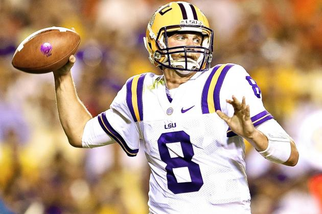 LSU vs. TCU: Why Tigers Won't Break a Sweat Against Horned Frogs