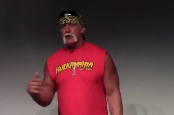Watch: Hogan Talks Career at Fan Expo Canada
