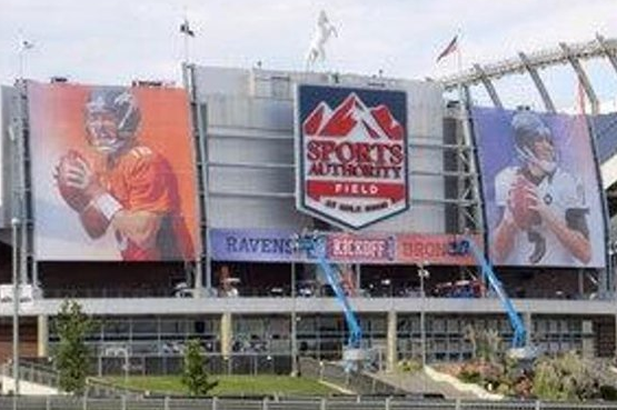 Denver Broncos Fans Outraged over Joe Flacco Banner at Sports Authority Field