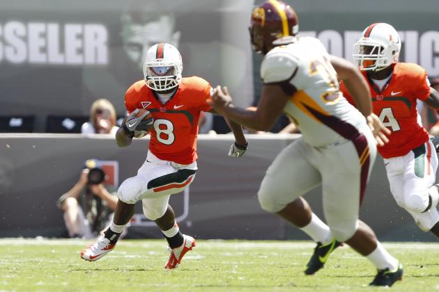 Miami Football: Predicting the Hurricanes Stats vs. Florida Atlantic