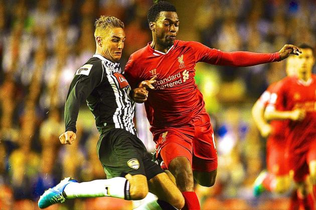 Liverpool vs. Notts County: Score, Grades and Post-Match Reaction