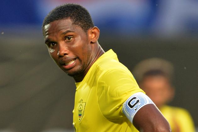 Chelsea Confident of Landing Eto'o in the Next 48 Hrs