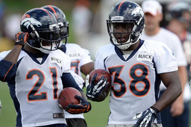 Montee Ball, Ronnie Hillman to Share Broncos' Backfield
