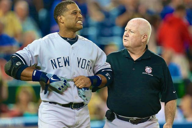 Robinson Cano Injury: Updates on Yankees Star's Hand, Potential Return Date