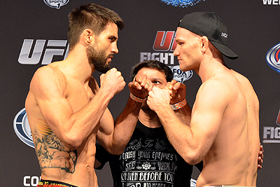 UFC Fight Night 27 Weigh-in Results: Kampmann, Condit Hit Mark