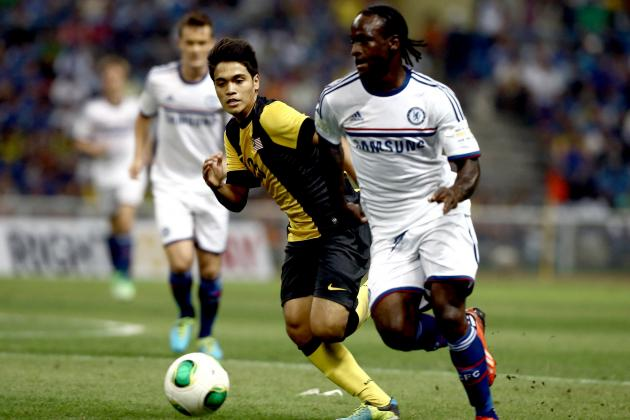 Chelsea Transfer News: Loaning Victor Moses This Summer Best Move for Blues