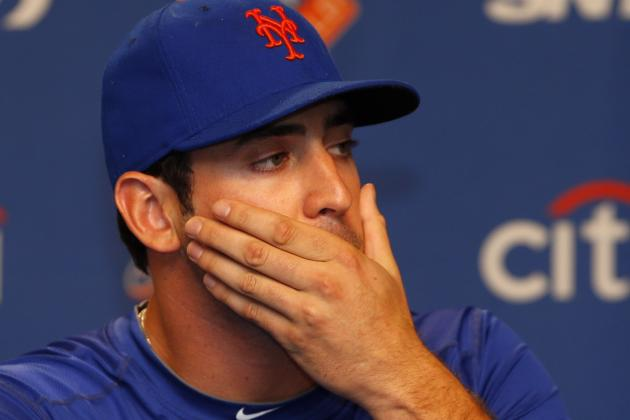 Let's Calm Down About Matt Harvey's Elbow