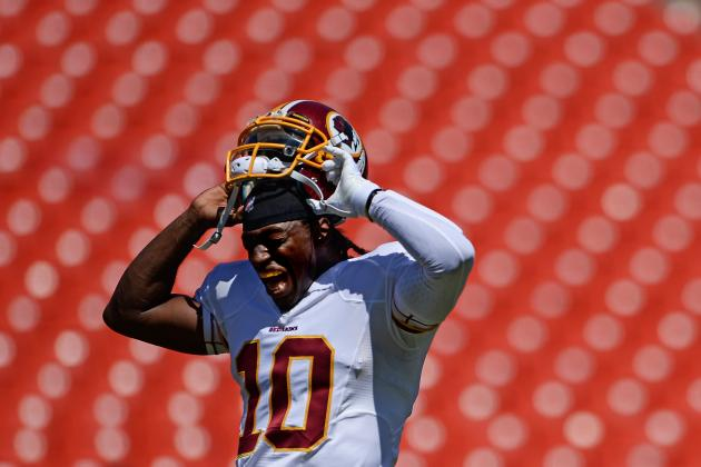Robert Griffin III's Recovery Process in 'Will to Win' Paints Promising Picture
