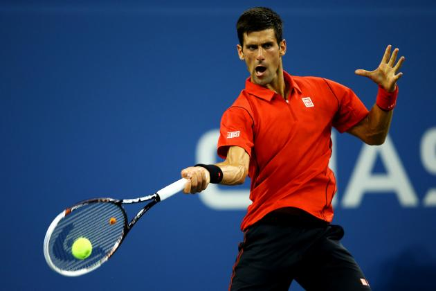 Novak Djokovic vs. Ricardas Berankis: Score and Recap from 2013 US Open