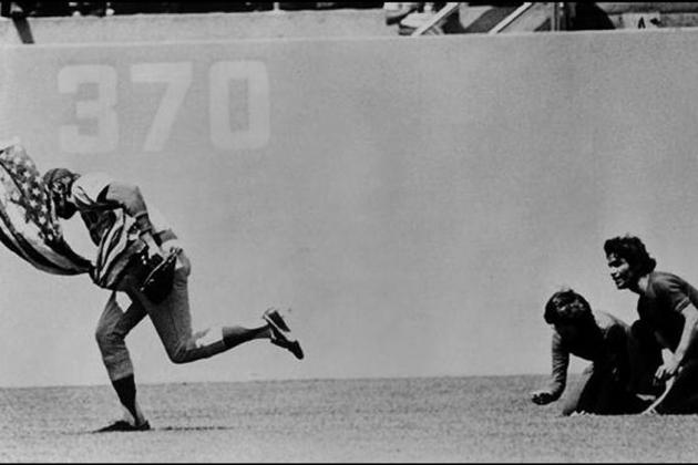Los Angeles Dodgers to Host Rick Monday Flag-Saving Bobblehead Night