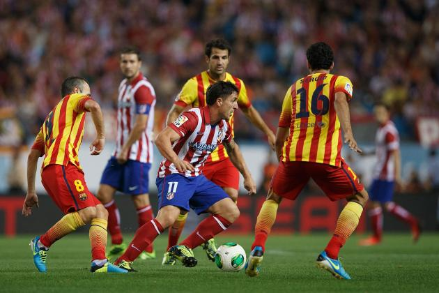 Barcelona vs. Atletico Madrid: Biggest Storylines in Spanish Supercopa 2nd Leg
