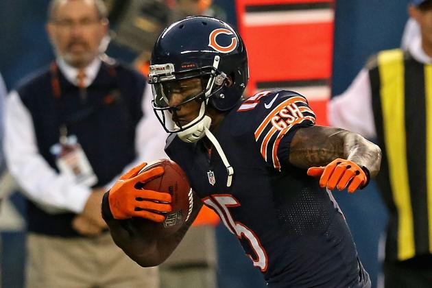 Brandon Marshall Admits His Hip Still Isn't 100 Percent