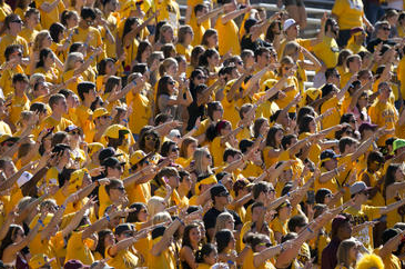 ASU Football Season Ticket Sales on the Rise