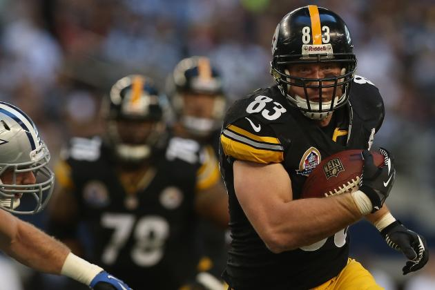 Early Return of Heath Miller Could Mean Big Things for the Pittsburgh Steelers