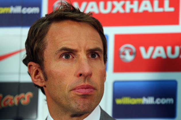 England Manager Job Not for Me Says Gareth Southgate
