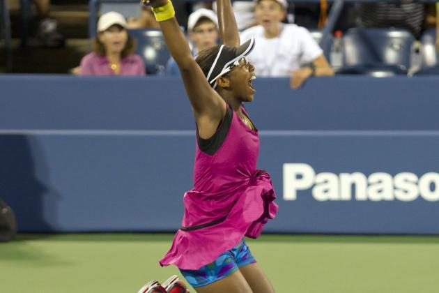 Teenager Upsets 2011 US Open Champ Sam Stosur