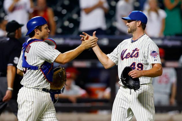 Jon Niese Does It All for Mets in 5-0 Complete-Game Shutout of Phillies