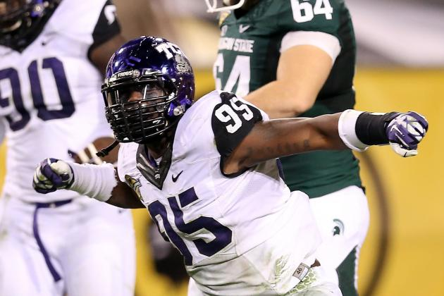 TCU vs. LSU: Why Gary Patterson Should Play DE Devonte Fields