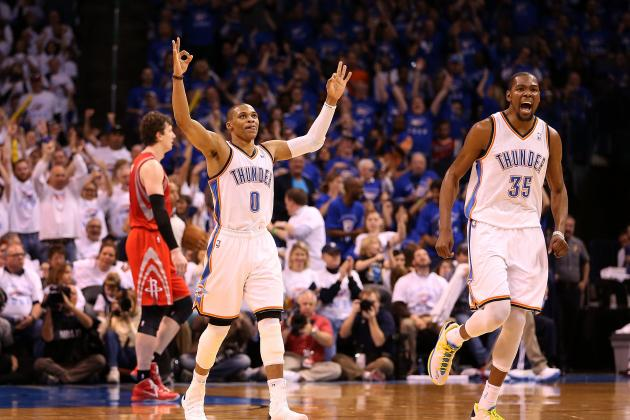Early Win-Loss Predictions for OKC Thunder Next Season
