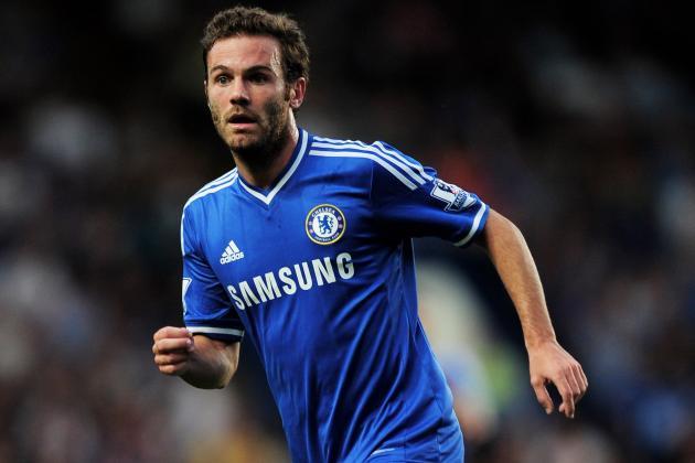Wenger 'Likes' Chelsea Playmaker Juan Mata