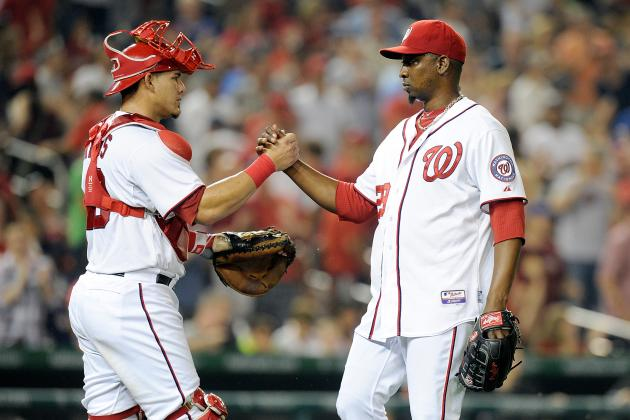 Nationals Now 1-Game Above .500